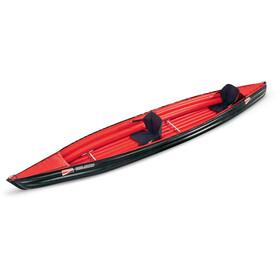 Grabner Holiday 3 Kayak, rojo/negro